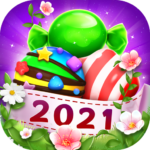 Candy Charming – 2021 Free Match 3 Games MOD Unlimited Money