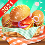 Cooking Frenzy Restaurant Cooking Game MOD Unlimited Money