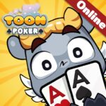 Dummy Toon Poker Texas slot Online Card Game MOD Unlimited Money