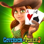 Governor of Poker 3 – Free Texas Holdem Card Games MOD Unlimited Money 7.9.1