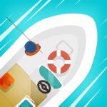 Hooked Inc Fisher Tycoon MOD Unlimited Money 2.17.5