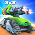 Tanks A Lot – Realtime Multiplayer Battle Arena MOD Unlimited Money 2.91