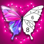 Tap Color Lite Color by Number. Coloring Games MOD Unlimited Money 3.5.1