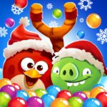 Angry Birds POP Bubble Shooter MOD Unlimited Money