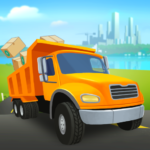 Transit King Tycoon – Seaport and Trucks MOD Unlimited Money