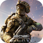 Call of modern FPS war commando FPS Game MOD Unlimited Money 1.9