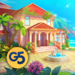 Hawaii Match-3 Mania Home Design Matching Puzzle MOD Unlimited Money 1.12.1201