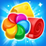 Sweet Crunch – Matching Blast Puzzle Game MOD Unlimited Money 1.4.1