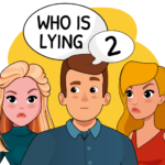 Who is 2 Tricky Chats and Brain Puzzles MOD Unlimited Money