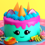 Cake maker – Unicorn Cooking Games for Girls MOD Unlimited Money 3