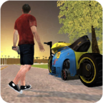Car Theft of the Future MOD Unlimited Money 1.6