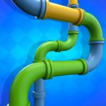 Dr. Pipe 2 MOD Unlimited Money 1.07