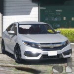 Extreme Civic Car Drive Offroad Simulator 2021 MOD Unlimited Money 1.0