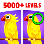 Find The Differences – Spot it MOD Unlimited Money 1.4.9