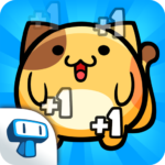 Kitty Cat Clicker – Hungry Cat Feeding Idle Game MOD Unlimited Money 1.2.12