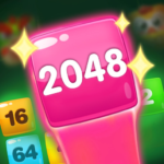 Number Shooter – New 2048 Block merge MOD Unlimited Money 1.3.0