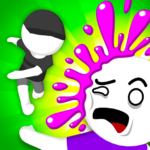 Pogo Paint 1v1 Ball Throw Sports Game MOD Unlimited Money 1.0.21
