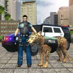 Police Tiger Chase Simulator City Crime MOD Unlimited Money 4.1