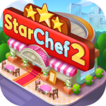 Tasty Cooking Cafe Restaurant Game Star Chef 2 MOD Unlimited Money 1.3.3